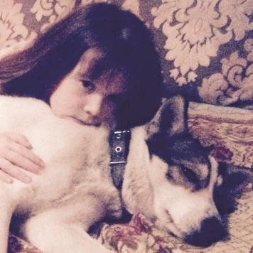 Лиза - Найденные собаки