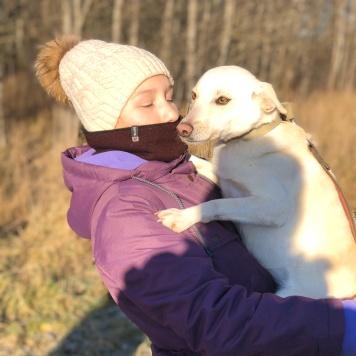Аньез - Собаки в добрые руки