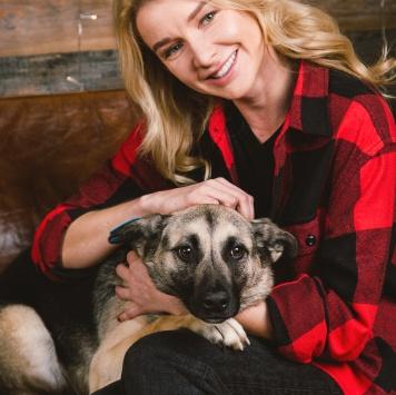 Матрёшка - Собаки в добрые руки