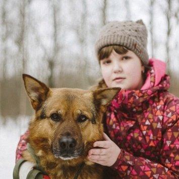 Барбос - Собаки в добрые руки