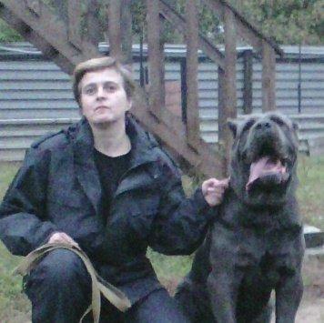 люся - Найденные собаки